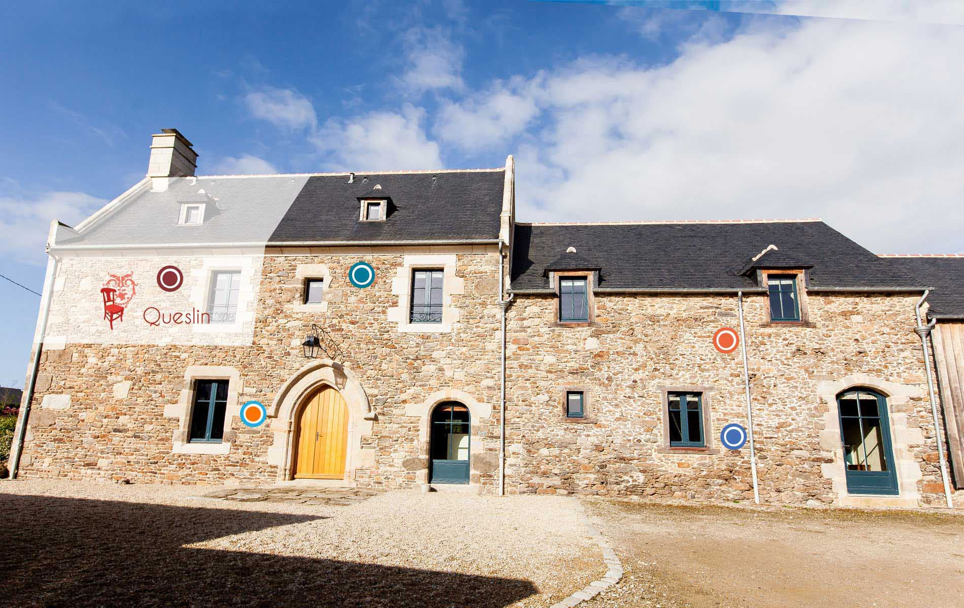 Family bed and breakfast Saint Malo Dinard