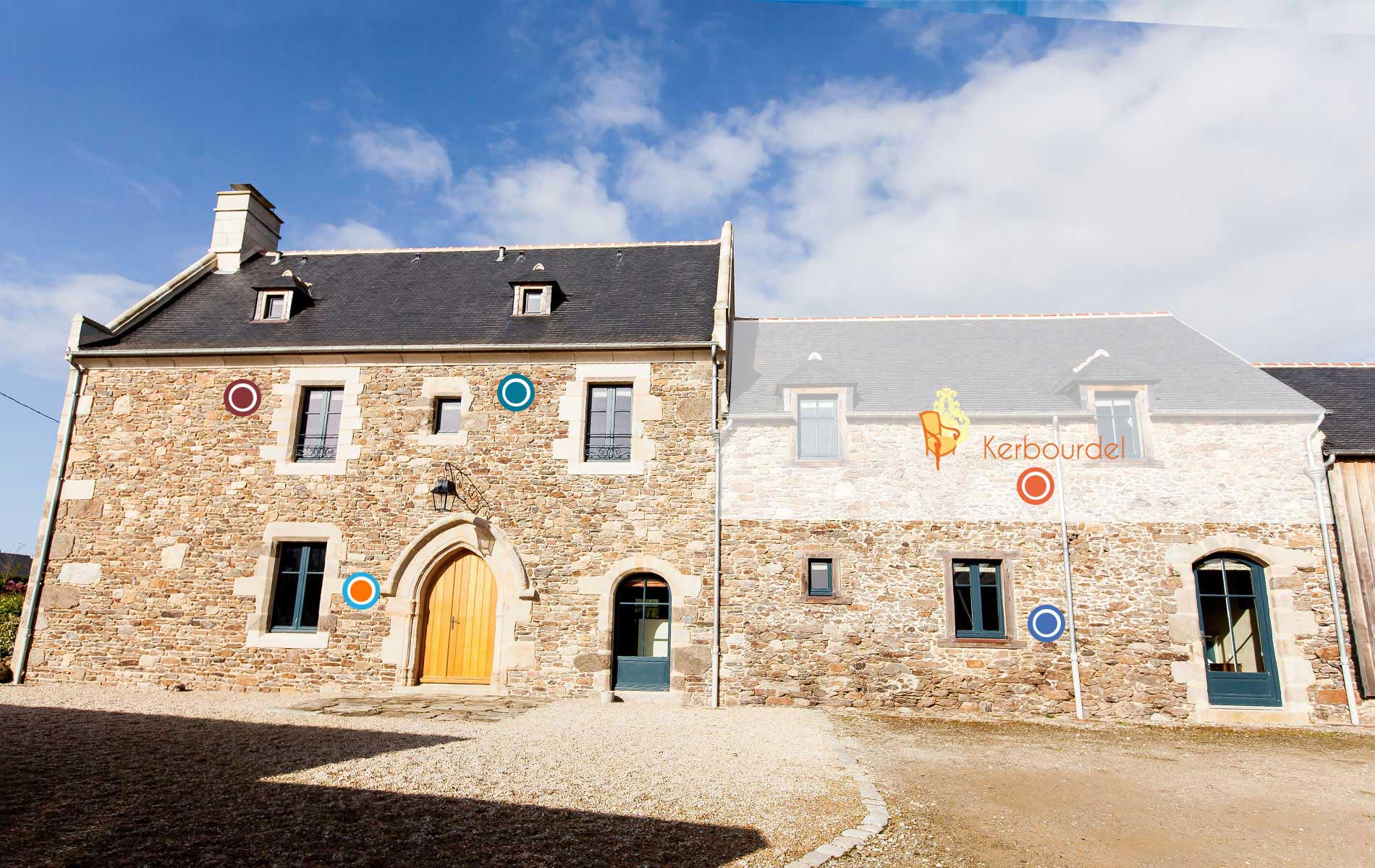 Family bed and breakfast Saint Malo